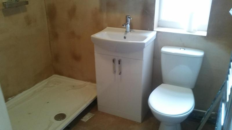 Image 7 - Bathroom Renovation - June - 2018