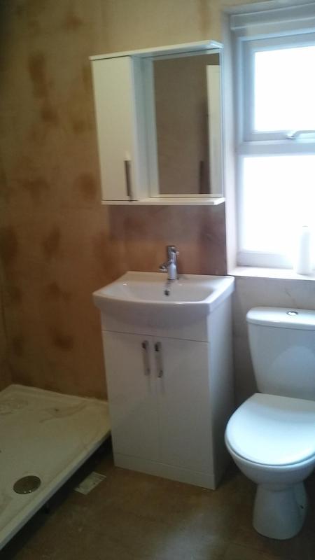 Image 8 - Bathroom Renovation - June - 2018