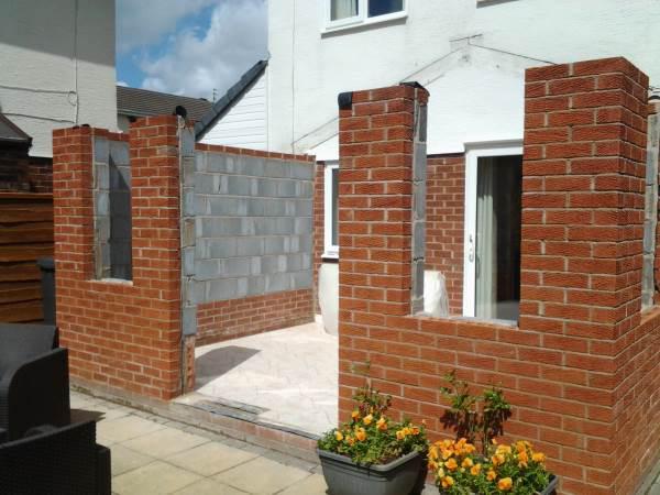 Image 53 - Orangery Brickwork