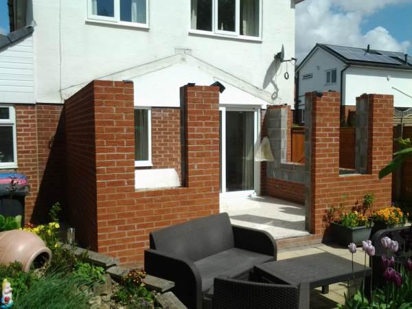 Image 55 - Orangery Brickwork