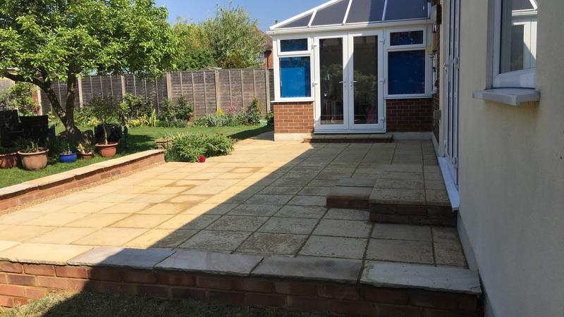 Image 18 - patio finished