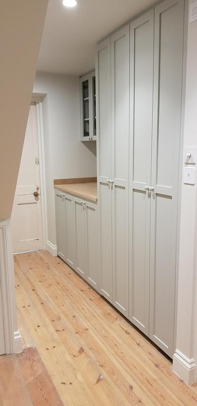 Image 19 - Built in hand made wardrobes/cupboards