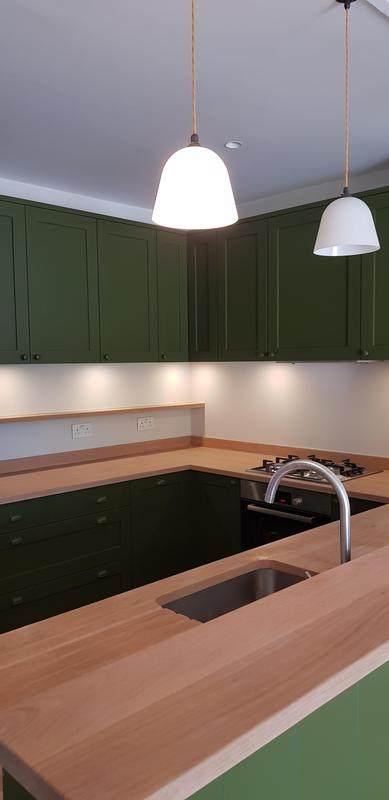 Image 31 - Hand made kitchen to customer specification