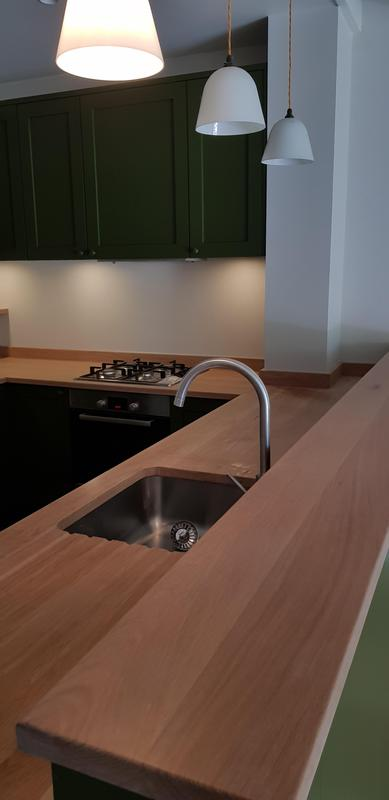 Image 32 - Hand made kitchen to customer specification
