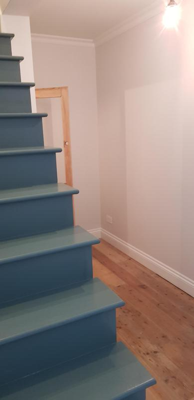Image 40 - New staircase and painted to customer specification