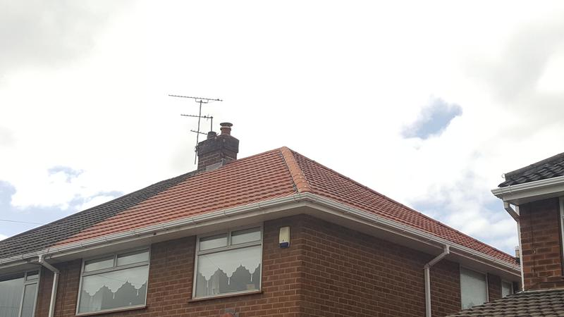 Image 8 - Full roof