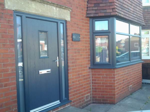 Image 76 - Composite Door and Windows