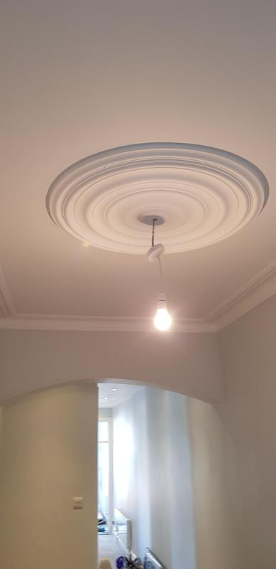 Image 51 - Installation of ceiling rose