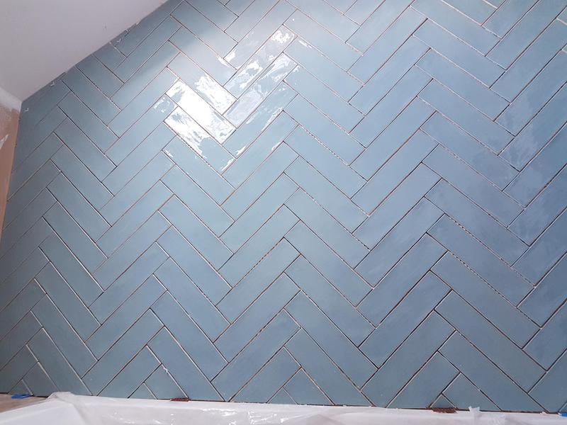 Image 46 - Herringbone tiles
