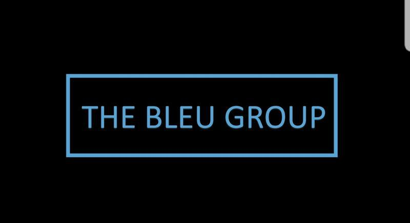 The Bleu Group logo