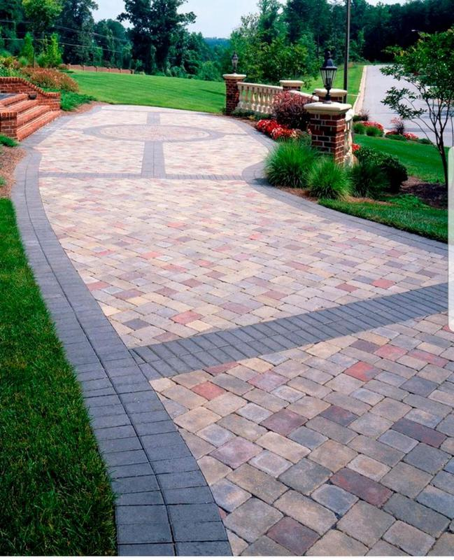 Image 6 - We love a design challenge driveway or patio