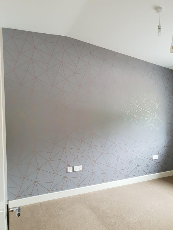 Image 25 - Feature wallpapering
