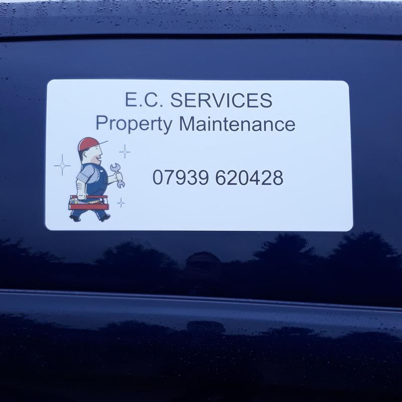 EC Services logo