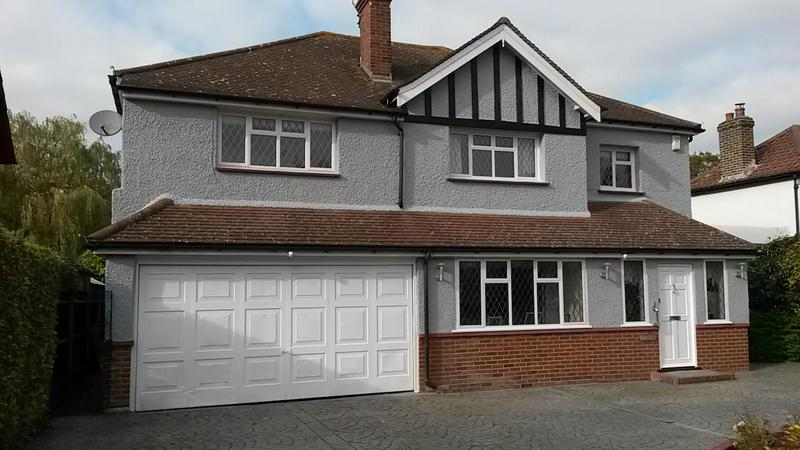 Image 105 - complete exterior decoration work in Ewell