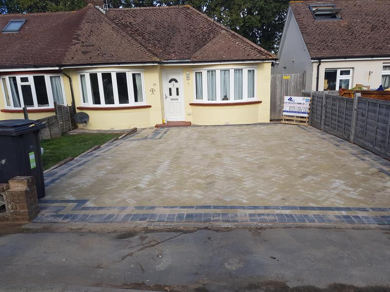Image 2 - New driveway installation Dartford