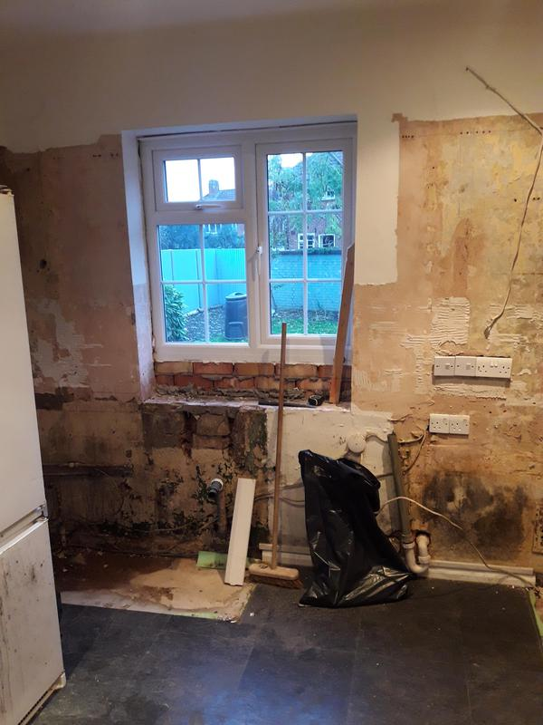 Image 5 - Kitchen refurb 2019 before in WGC