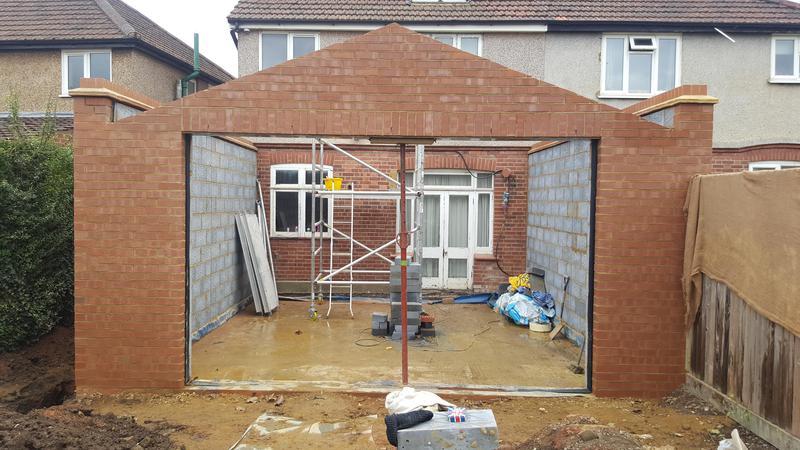 Image 14 - Single storey extension