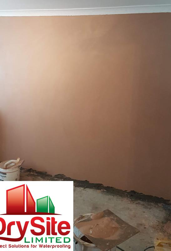 Image 7 - Plastered wall