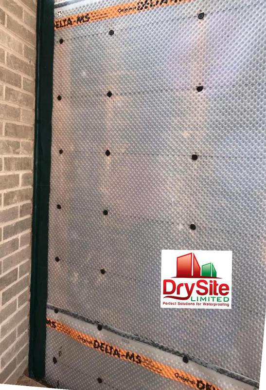 Image 6 - Cavity Drain System