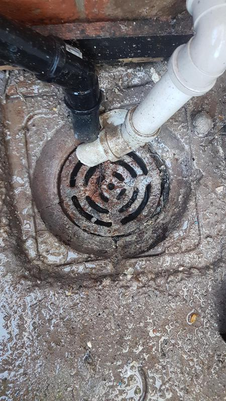 Image 8 - Cleared Kitchen Sink Drain