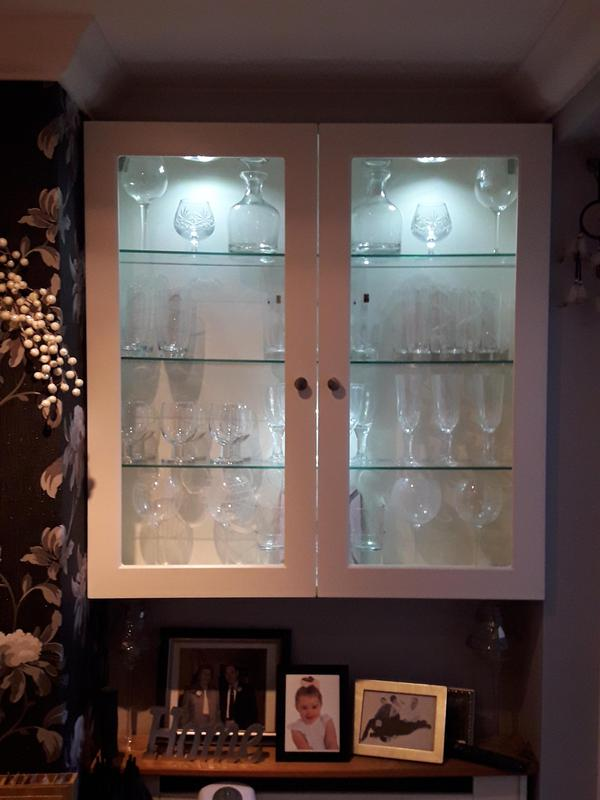 Image 1 - Bespoke display  cabinet made 2019 Waltham cross