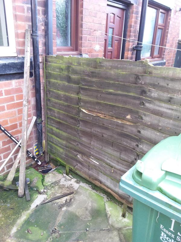 Image 29 - Fence Repair