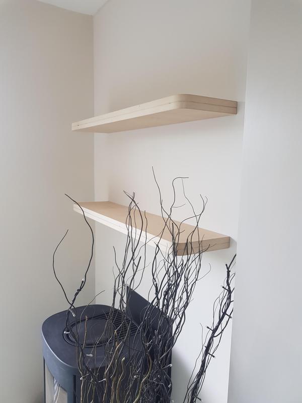 Image 51 - Floating shelves