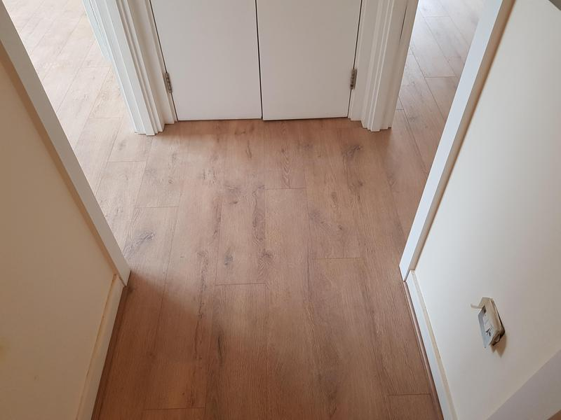 Image 55 - New laminate supplied and fitted