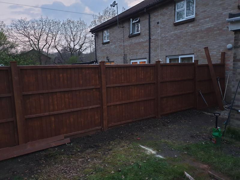 Image 24 - New fences