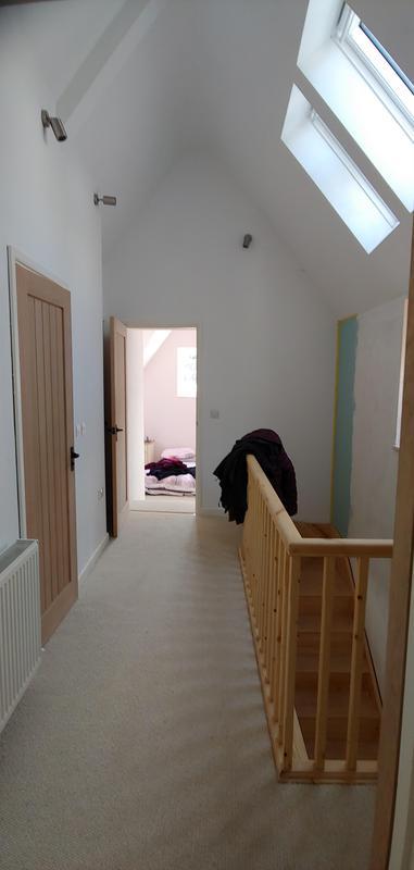 Image 9 - new staircase, ceilings, doors.