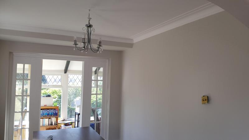 Image 24 - New plastered lounge in Newcastle