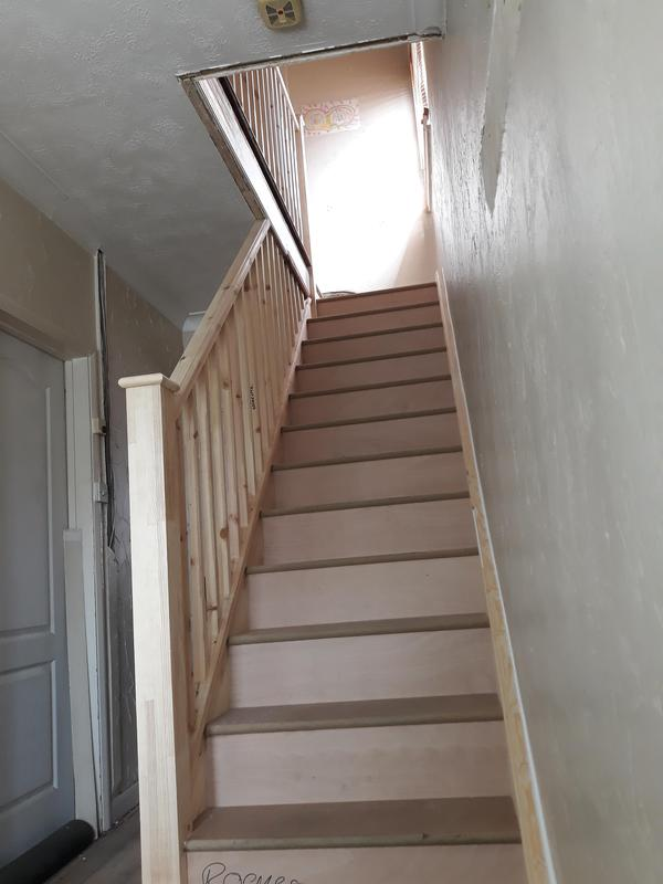 Image 11 - RIP out and fit new stair case