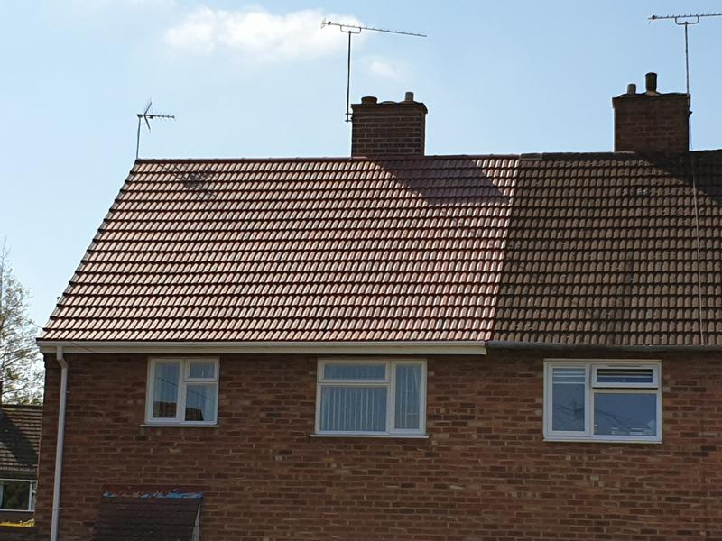 Image 31 - Main roof replacement, Completed April 2019, Kenilworth.
