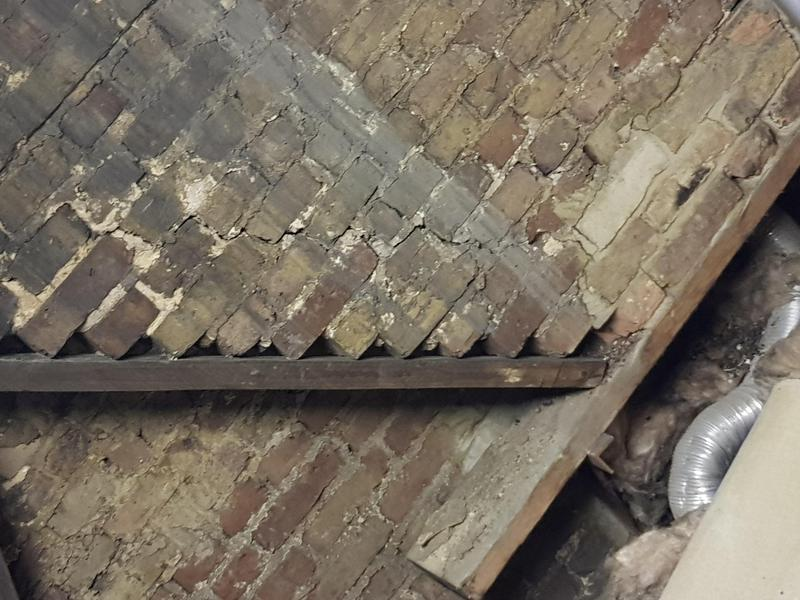 Image 1 - UNSAFE chimney trunking