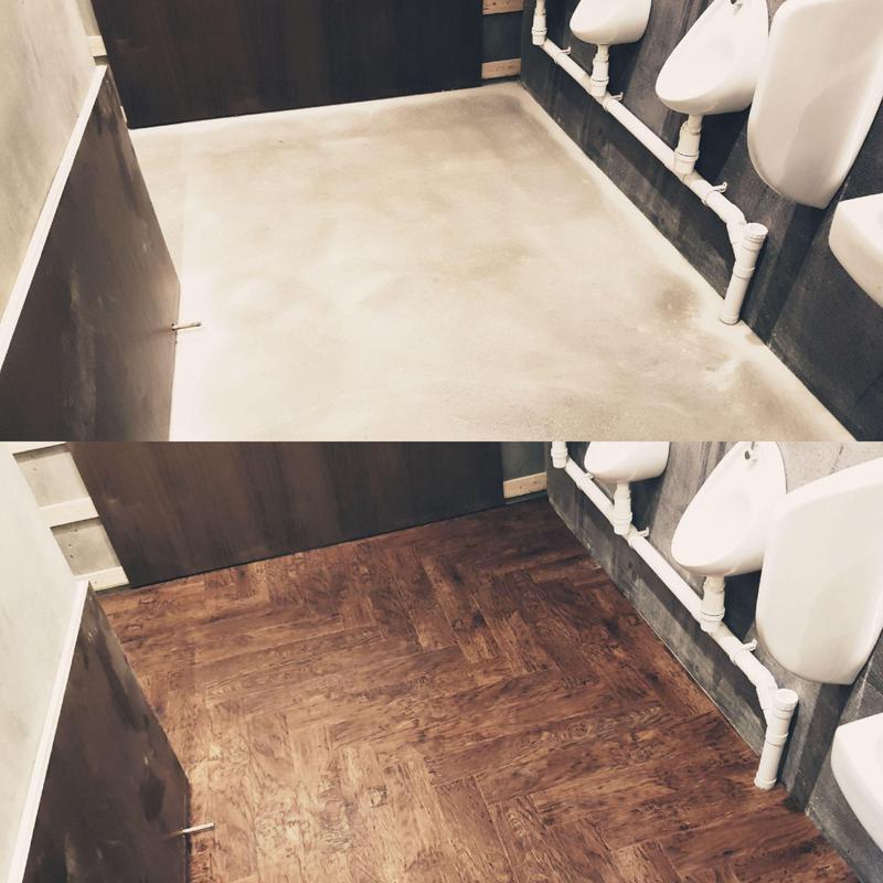 Image 86 - Karndean flooring done