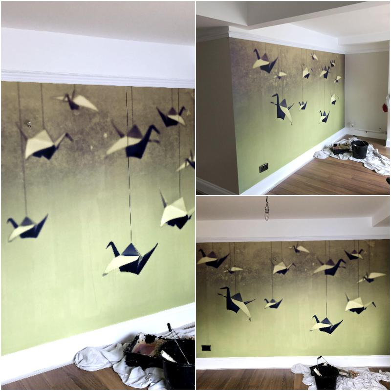 Image 9 - 3D MURAL IN LOUNGE,TIPTREE,ESSEX