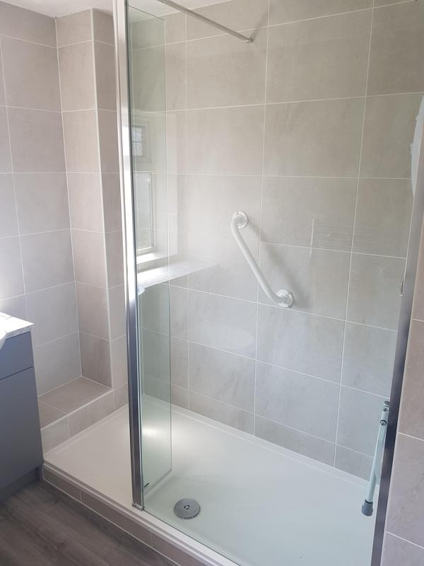 Image 9 - Bathroom completed. Another satisfied customer