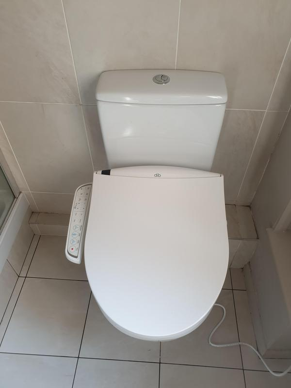 Image 11 - Bidet seat fitted for one of our customers
