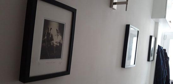 Image 3 - Hanging pictures