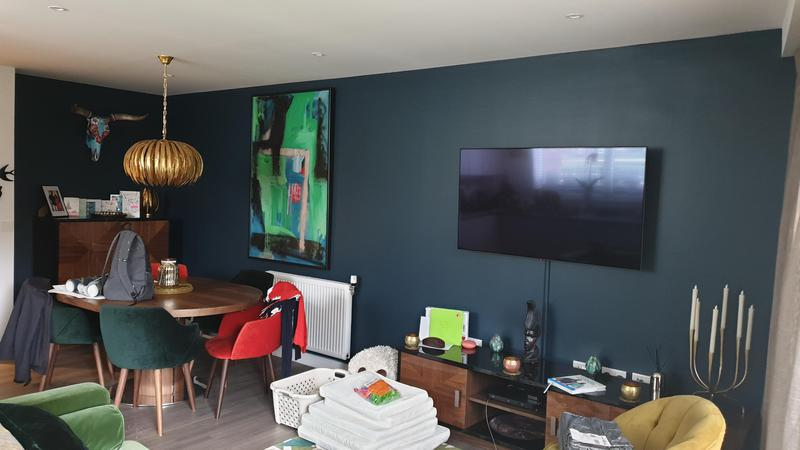 Image 2 - Feature wall painting