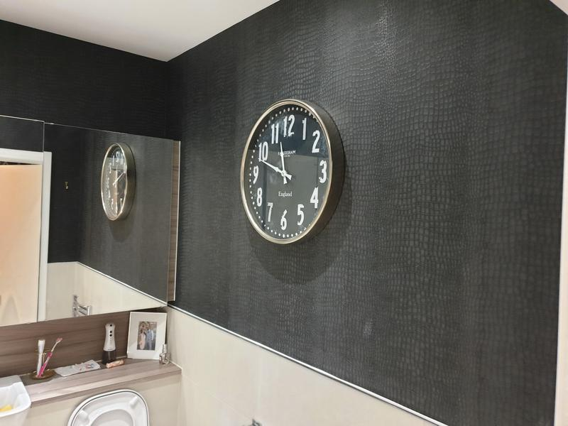 Image 6 - Wallpapering