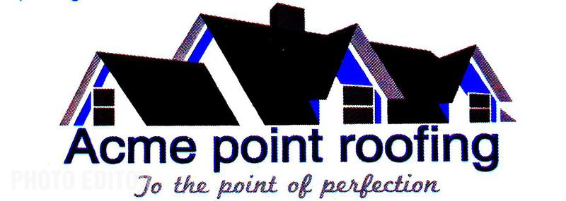 Acme Point Roofing logo