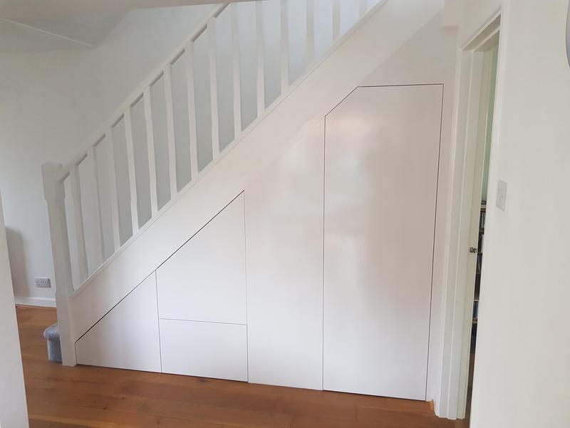 Image 70 - Under stairs storage