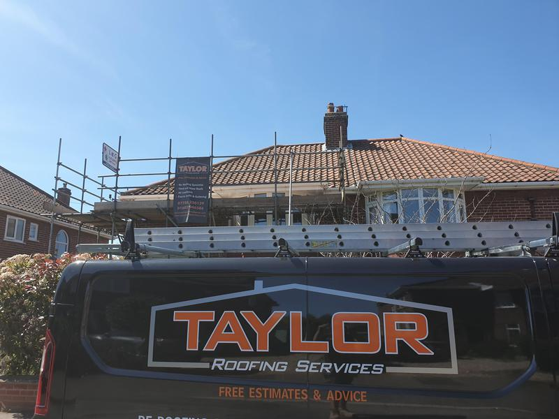 Image 6 - Another re-roof in norwich completed