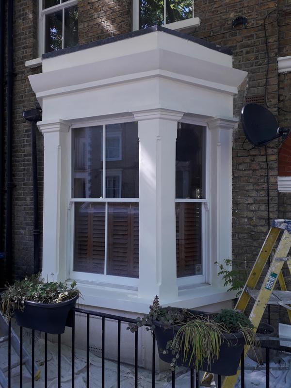 Image 107 - External repairing and decorating