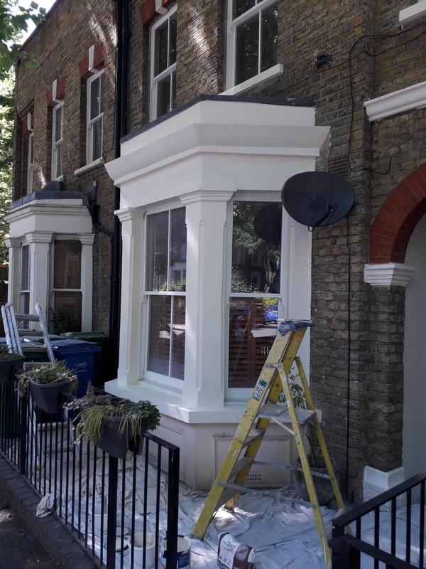 Image 106 - External decorating