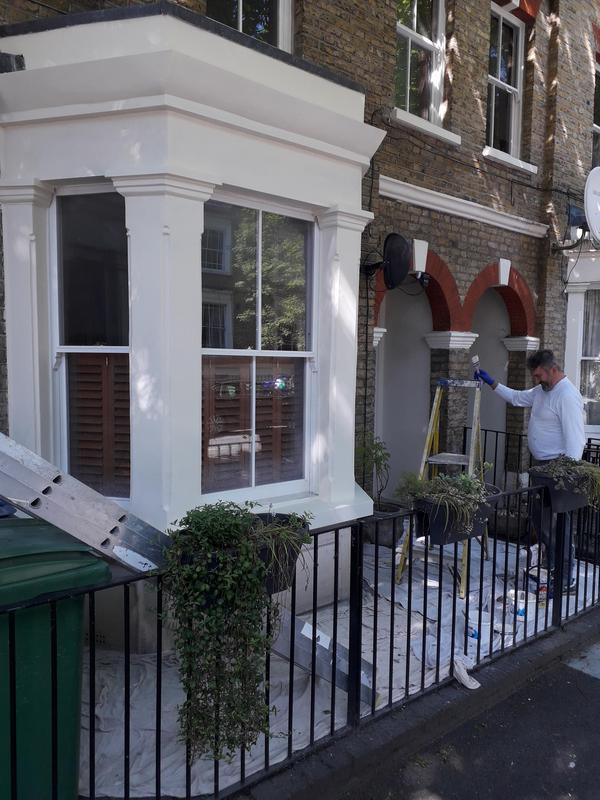Image 108 - External repairing and decorating
