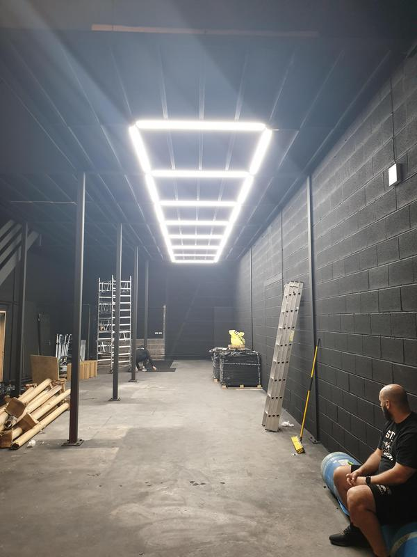 Image 2 - Steel habitat gym lighting *2