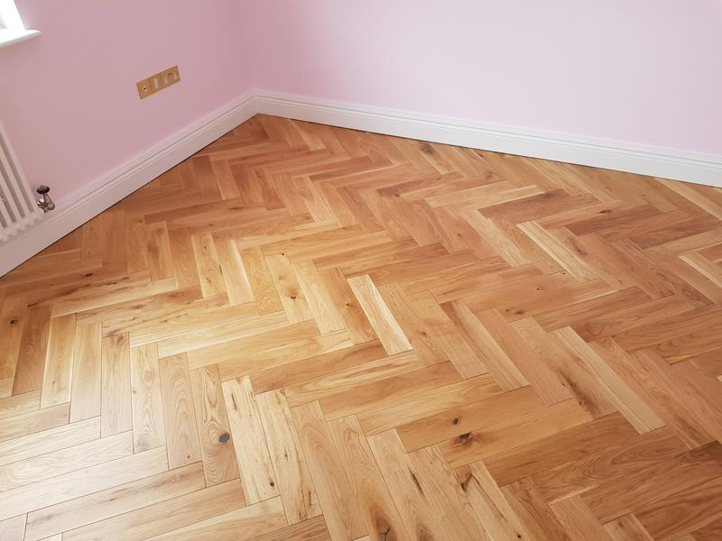 Image 16 - Engineered parquet flooring