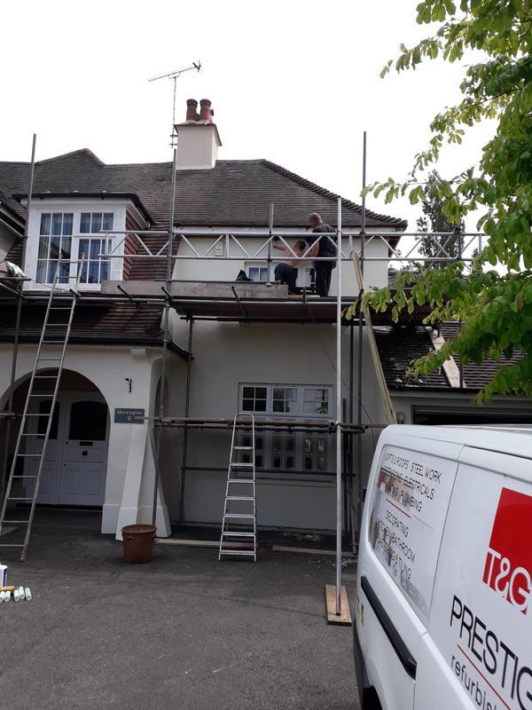Image 90 - External house renovations in Farnham